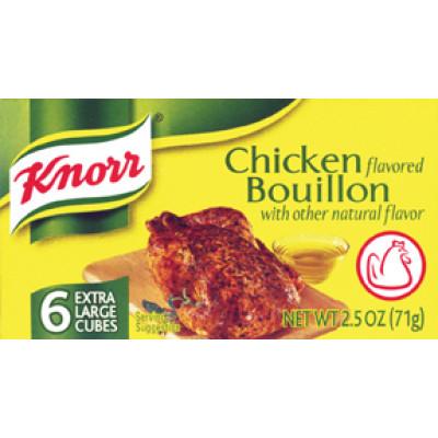 Knorr Chicken Bouillion