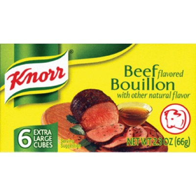 Knorr Beef Bouillion