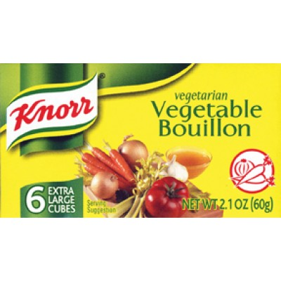 Knorr Vegetable Bouillion