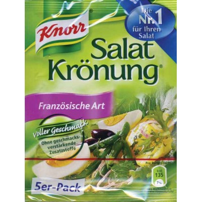 Knorr French Style Salad Herb