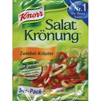 Knorr Garden Salad and Onion Herb