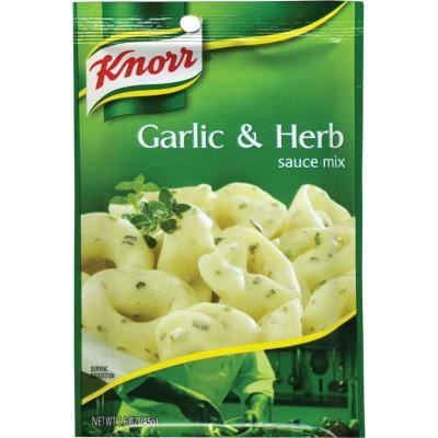 Knorr Garlic Herb Pasta Sauce