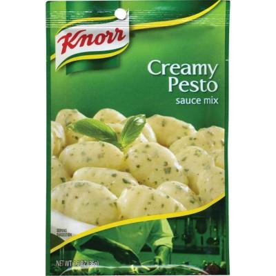 Knorr Creamy Pesto Pasta Sauce