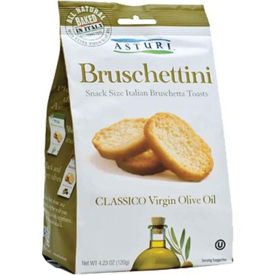 Asturi Classic Virgin Olive Oil Bruschettini