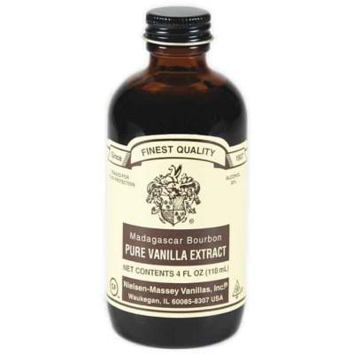 Nielsen-Massey Madagascar Bourbon Vanilla Flavor Extract