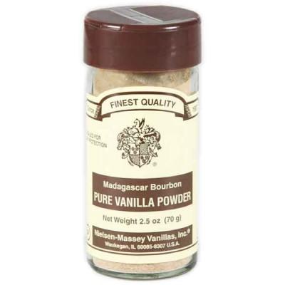 Nielsen-Massey Madagascar Bourbon Vanilla Powder Flavor Extract