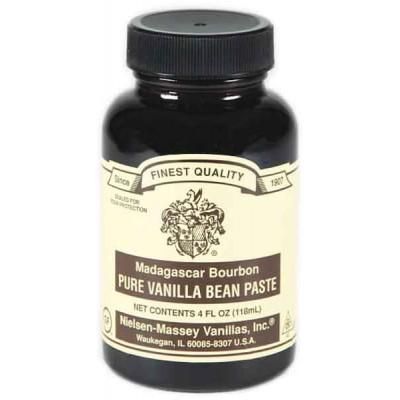 Nielsen-Massey Madagascar Bourbon Vanilla Bean Paste Flavor Extract