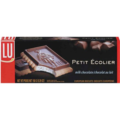 Lu Le Petit Ecolier Milk Chocolate Cookie Box