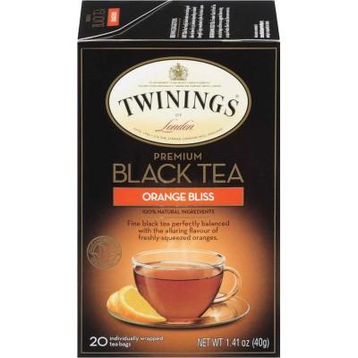 Twinings of London Orange Bliss Flavoured Tea