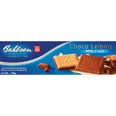 Bahlsen Milk Chocolate Leibniz Cookie Box