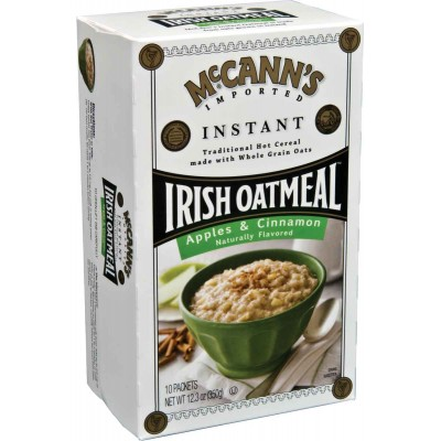 McCanns Apple Cinnamon Instant Oatmeal