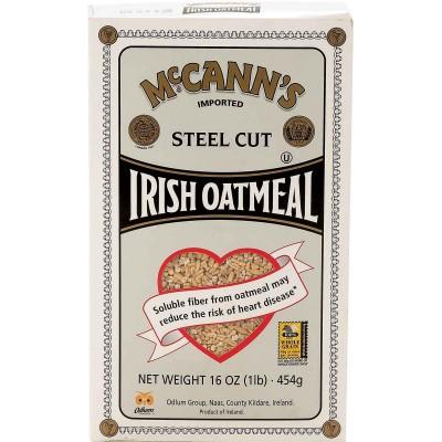 McCanns Steel Cut Oatmeal Pinhead