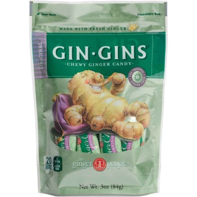 Ginger People Original Ginger Chews Bag