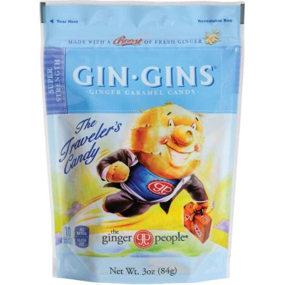 Ginger People Gin Gin Boost Bag