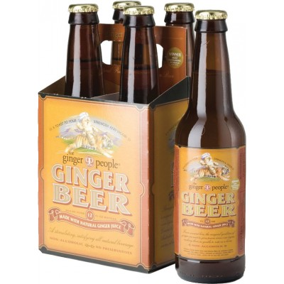 Ginger People Ginger Beer Soda