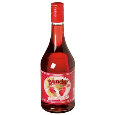 Bende Raspberry Syrup