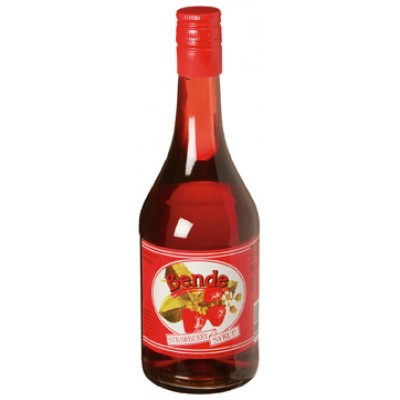 Bende Strawberry Syrup