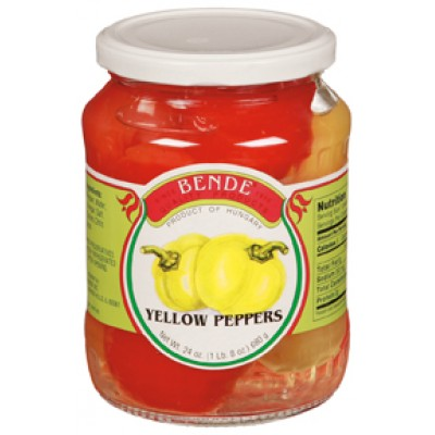 Bende Yellow Peppers