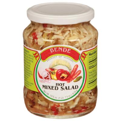 Bende Hot Mixed Salad