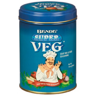 Bende Super Vegetable Hungarian Seasoning Mix