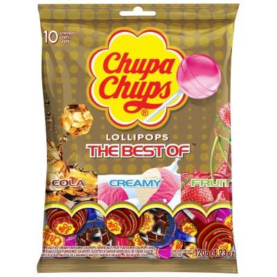 Chupa Chups Best of Creamy Lollipops