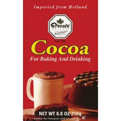 Droste Cocoa for Baking and Drinking