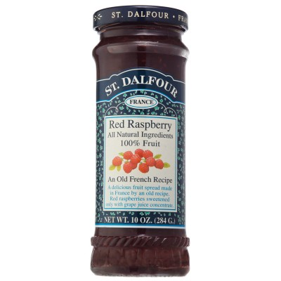 St Dalfour Red Raspberry Preserve