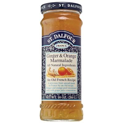 St Dalfour Ginger & Orange Marmalade Preserve