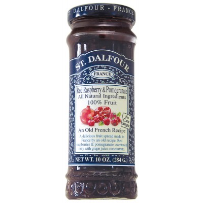 St Dalfour Red Raspberry & Pomegranate Preserve