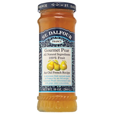 St Dalfour Gourmet Pear Preserve