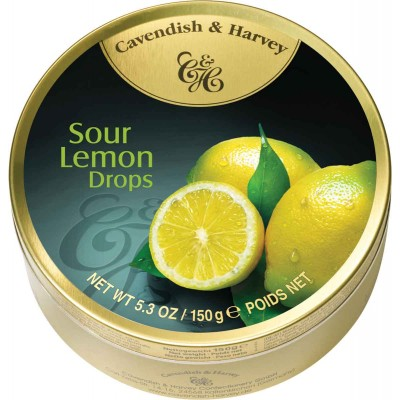 Cavendish & Harvey Sour Lemon Drops