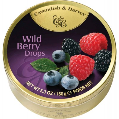 Cavendish & Harvey Wild Berry Drops