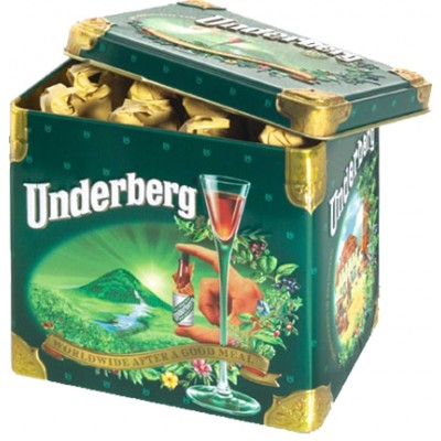 Underberg Gift Tin