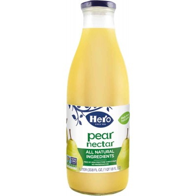 Hero Pear Nectar