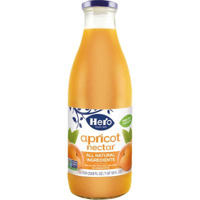 Hero Apricot Nectar