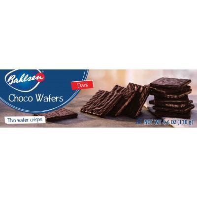 Bahlsen Dark Choco Wafers