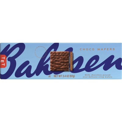 Bahlsen Milk Choco Wafers