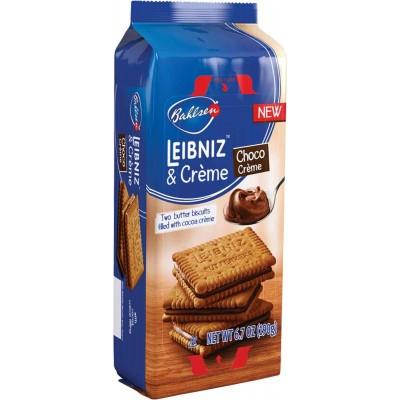 Bahlsen Leibniz and Chocolate Creme Bag