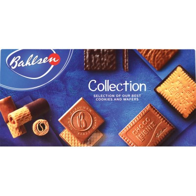 Bahlsen Collection Cookies & Wafers Box
