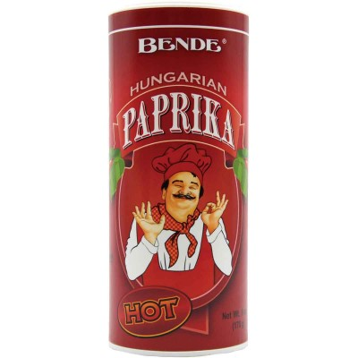Bende Hot Paprika Hungarian Seasoning