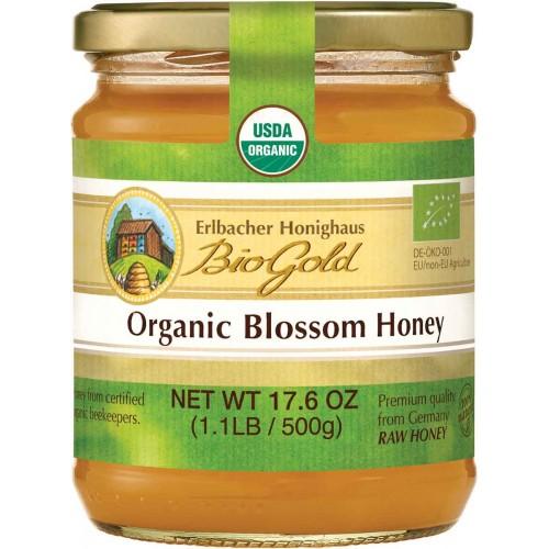 BioGold Organic Blossom Honey