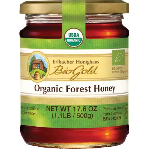 BioGold Organic Forest Honey