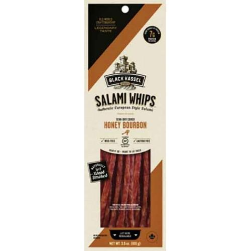 Black Kassel Honey Bouron Salami Whips
