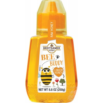 Breitsamer Bee Buddy Linden Honey Squeeze