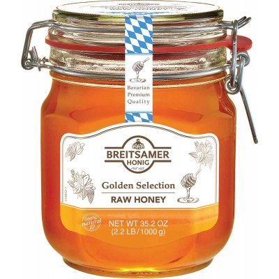 Breitsamer Golden Selection Honey Large Jar