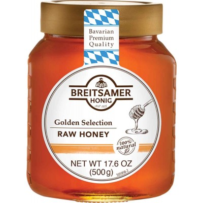 Breitsamer Golden Honey Jar