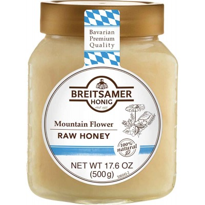 Breitsamer Creamy Mountain Flower Honey