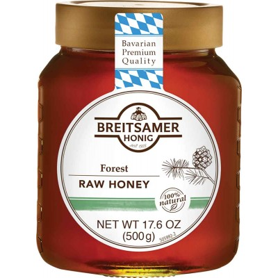 Breitsamer Forest Honey