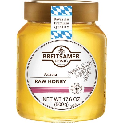 Breitsamer Acacia Honey Jar