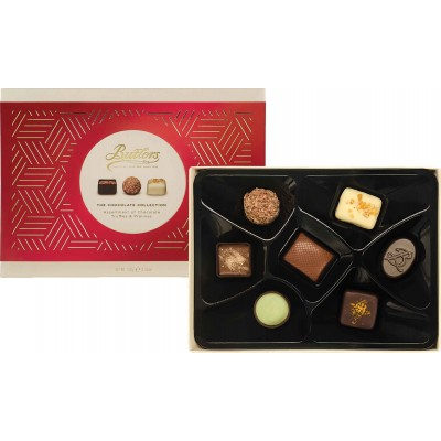 Butlers Red Chocolate Collection Small Box